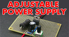 adjustable buck converter