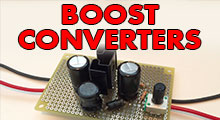 boost converters